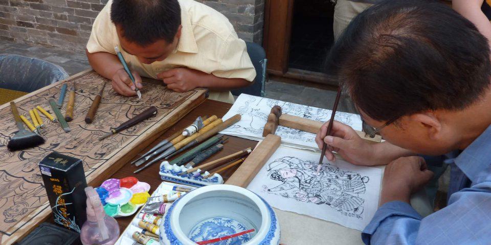 Pingyao urban Asian heritage