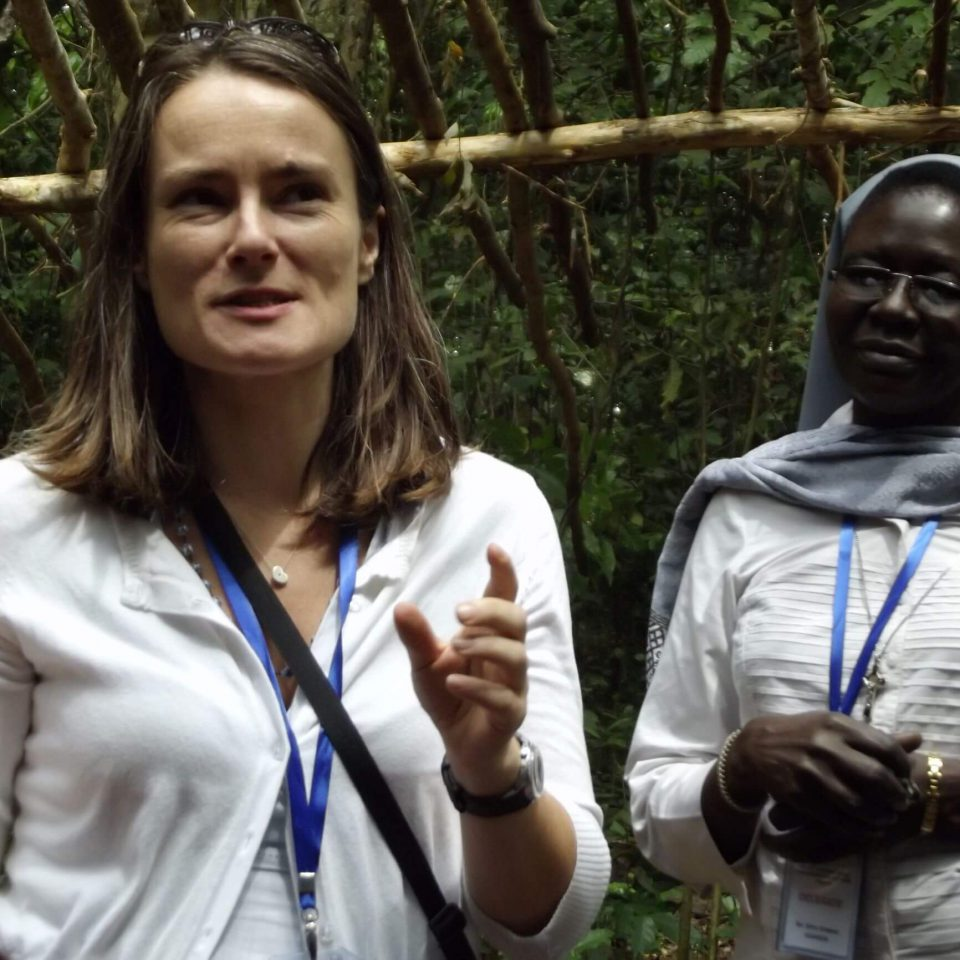 At the INTO Entebbe Africa Conference Catherine Leonard speaks to traditional healers