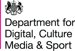 Department for Digital Culture Media & Sport Logo