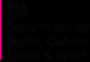 Department for Digital Culture Media & Sport Logo