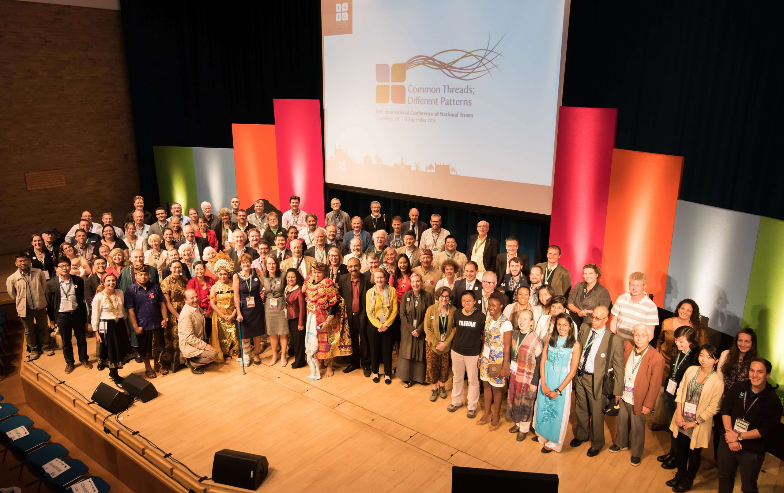 ICNT 16 Group Photo cropped credit Paul Tibbs