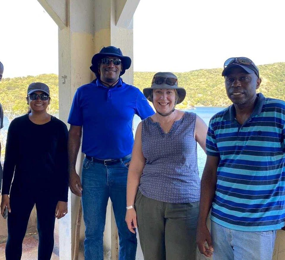 National Trust for Scotland exchange expertise with Trinidad and Tobago National Trust
