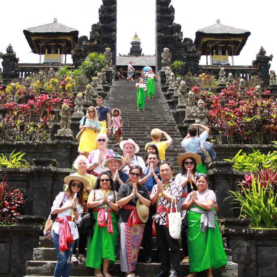 Conference delegates at INTO Bali 2017