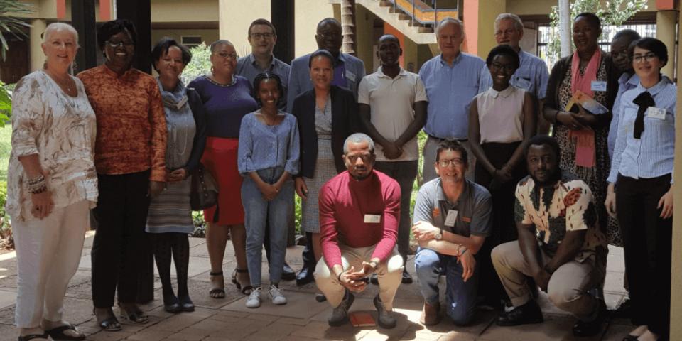 INTO Africa Regional Meeting