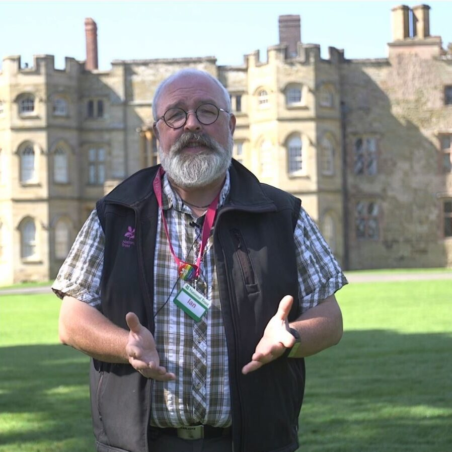 Ian Grafton General Manager at National Trust's Croft Castle