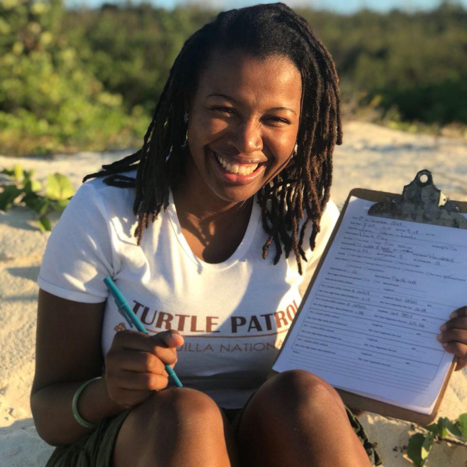 Janeczka Richardson Anguilla National Trust