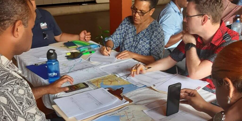 Global heritage TAP-INTO small grants project with National Trust of Fiji