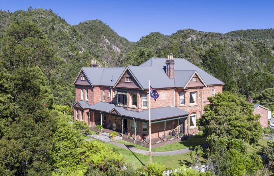 National Trust for Tasmania places to visit: Penghana