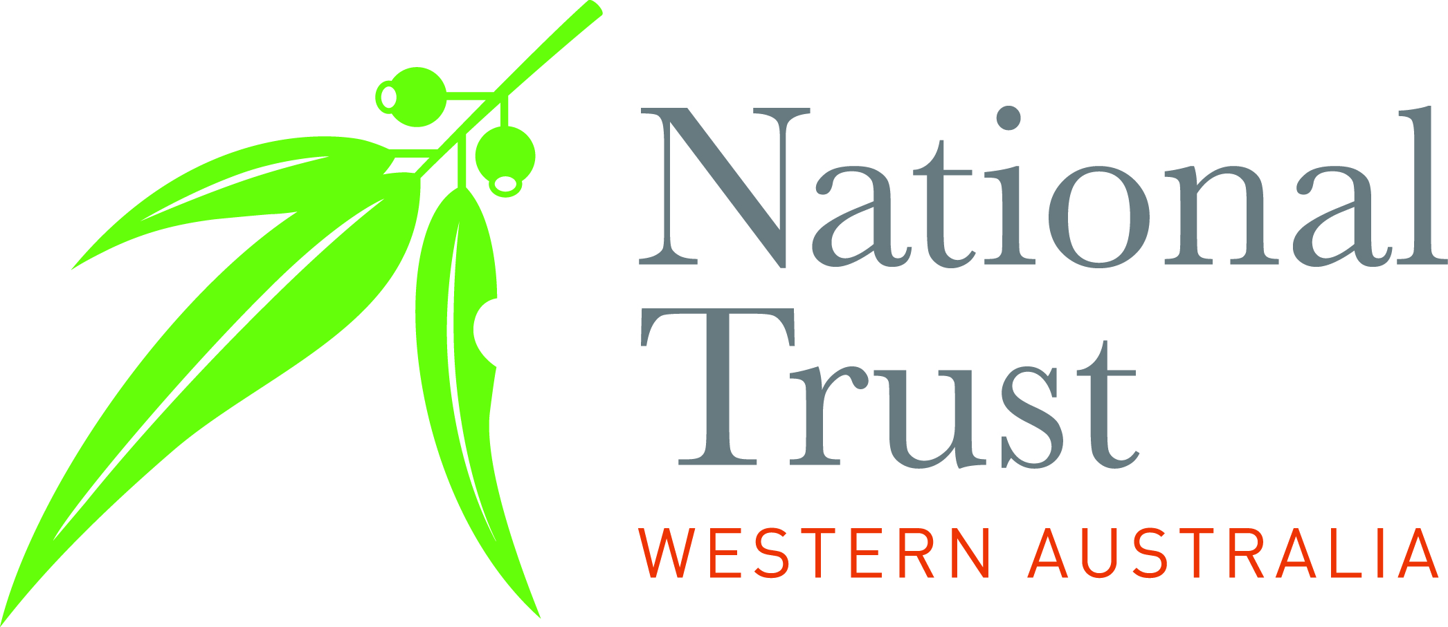 National trust of Western Australia Logo