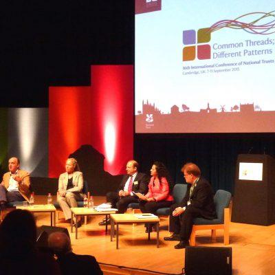 INTO Cambridge 2013 Plenary Panel