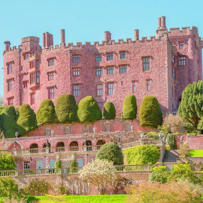 Powis Castle, National Trust