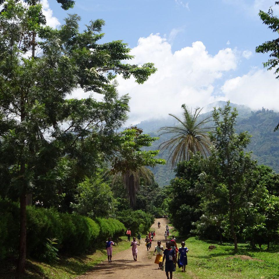INTO small grants in action in Uganda