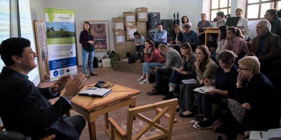 Thematic seminar in Romania for Innocastle project