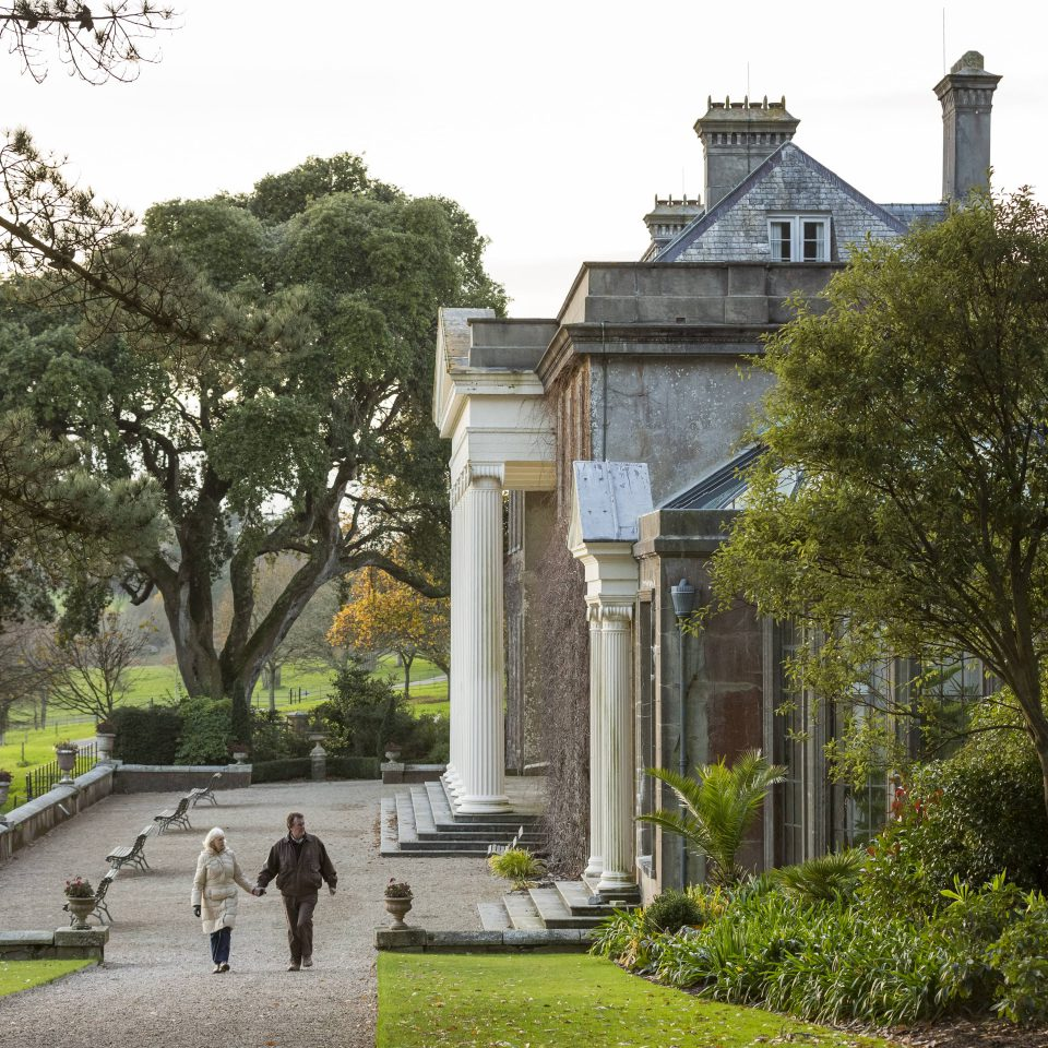 National Trust for England Wales and Northern Ireland places to visit: Trelissick gardens, Cornwall