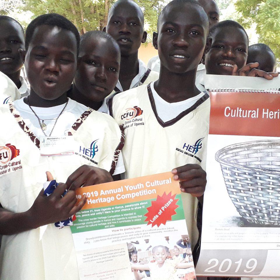 CCFU Uganda education programme schools