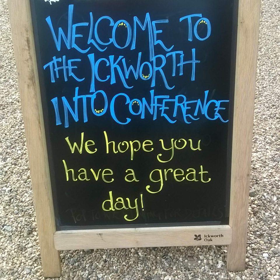INTO Cambridge 2015 Ickworth