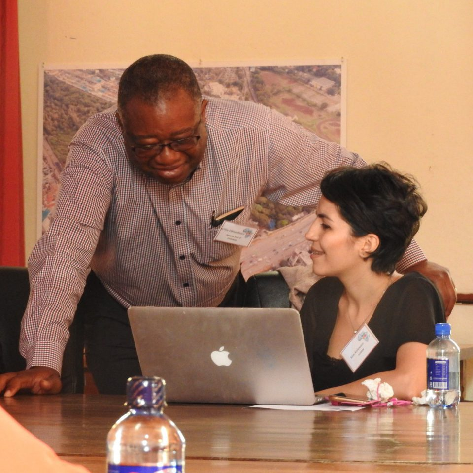Members find and exchange expertise at the INTO Africa regional meeting