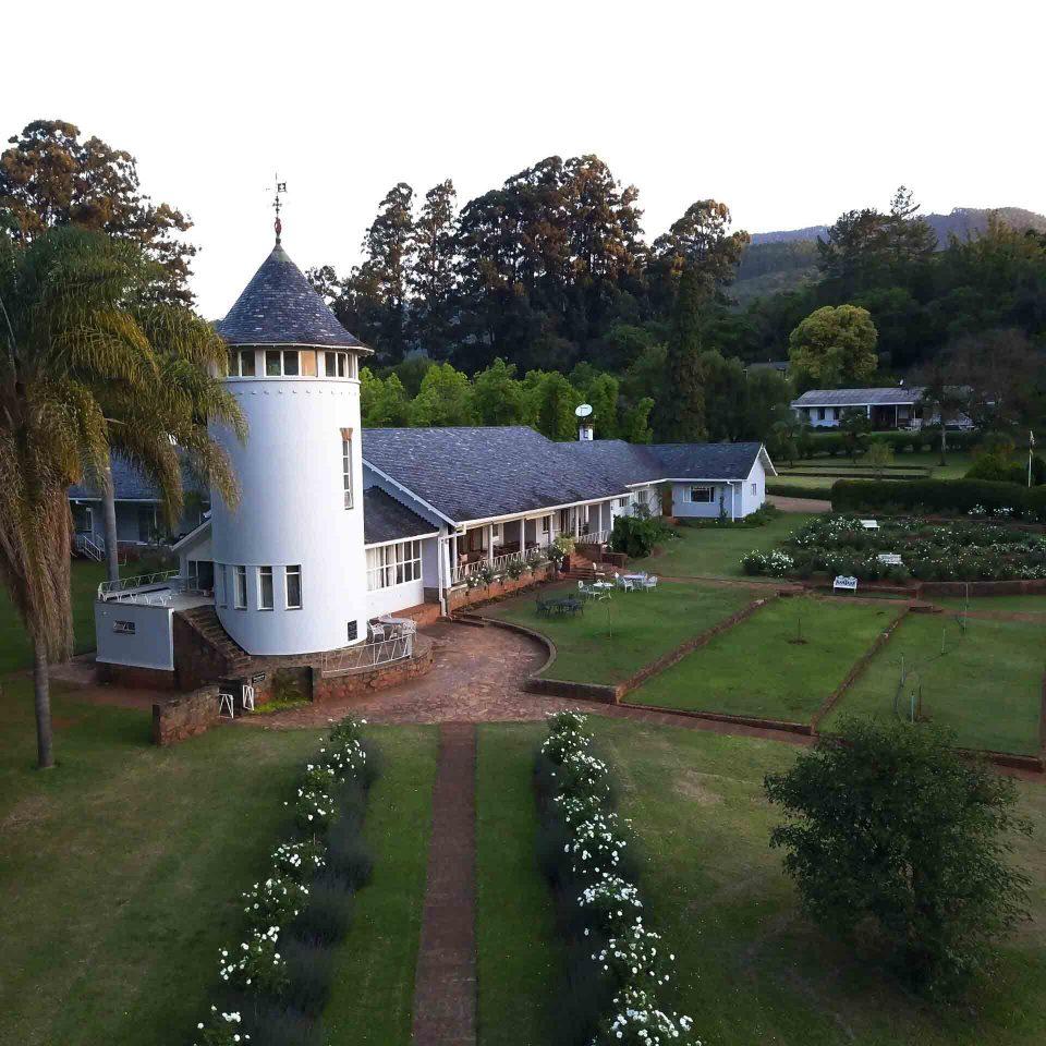 Zimbabwe National Trust international heritage places to visit: La Rochelle Estate
