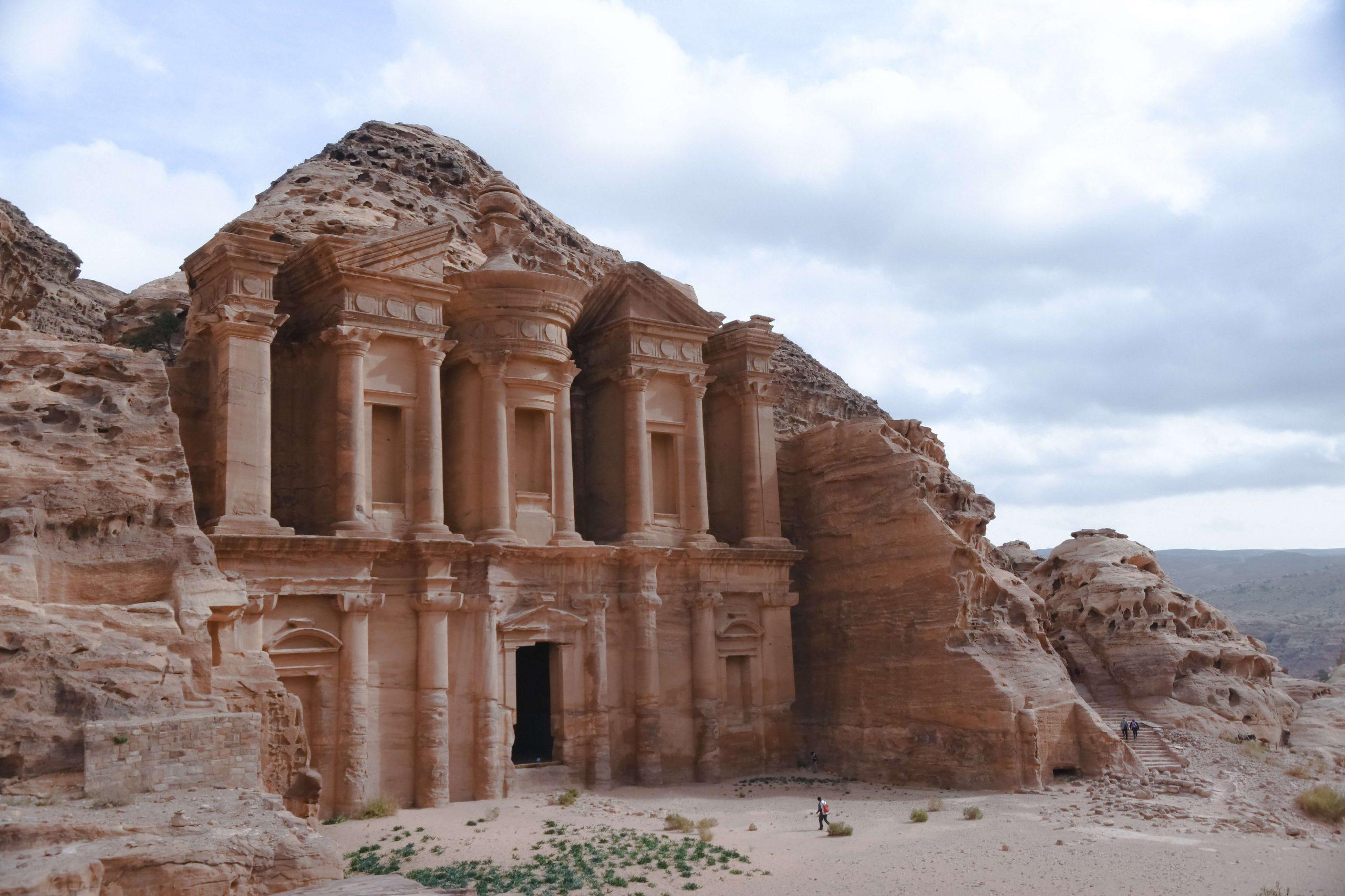 Petra National Trust heritage monument