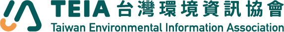 Taiwan Environmental Information Association Logo