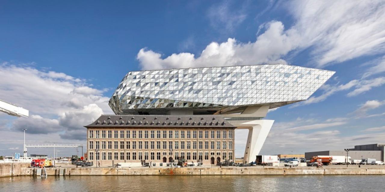 INTO Antwerp 2022 Antwerp porthouse