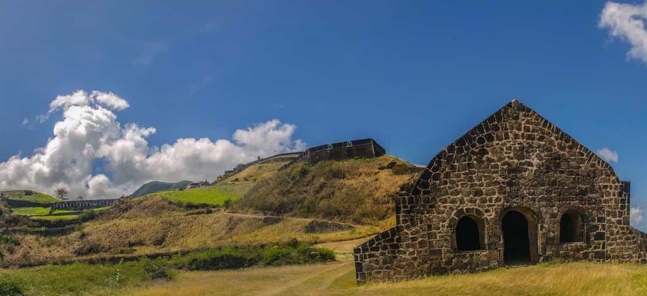Brimstone Hill St Kitts